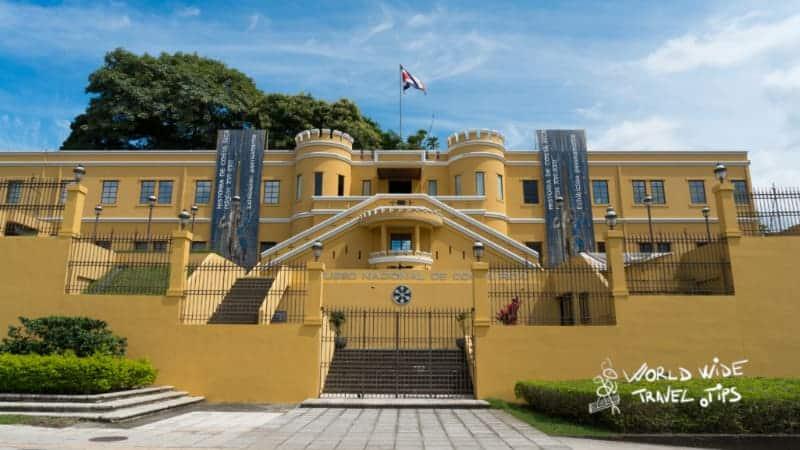 San jose national museum Costa Rica