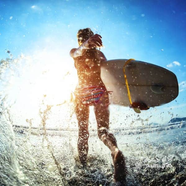 Surfing Costa Rica Surf