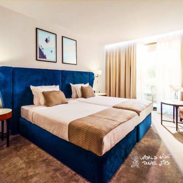 Astor Garden Hotel in St Constantine and Helena Room