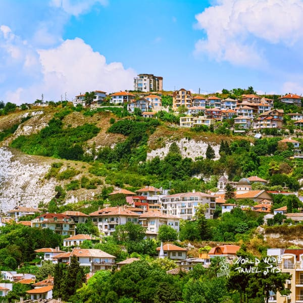 Balchik Bulgaria Town
