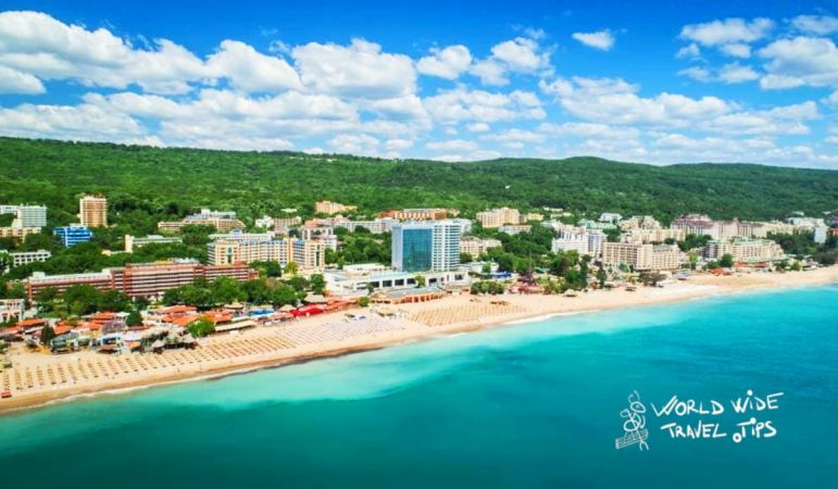 Beach holidays to Bulgaria Golden Sands International Hotel Casino and Tower Suites Beach