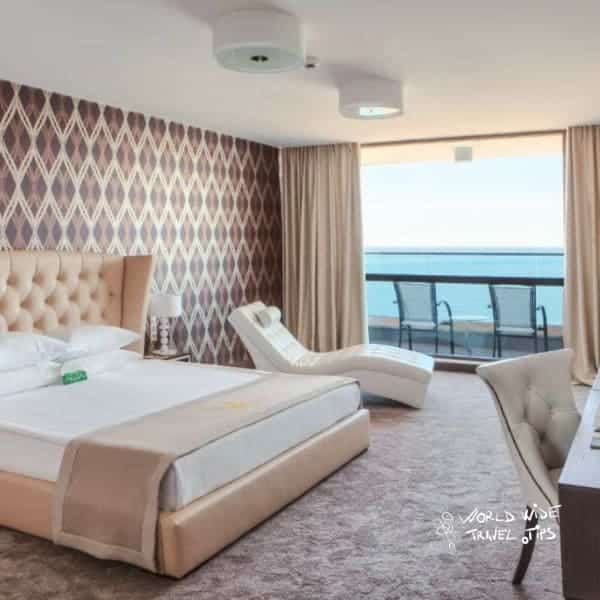 Golden Sands International Hotel Casino and Tower Suites Room