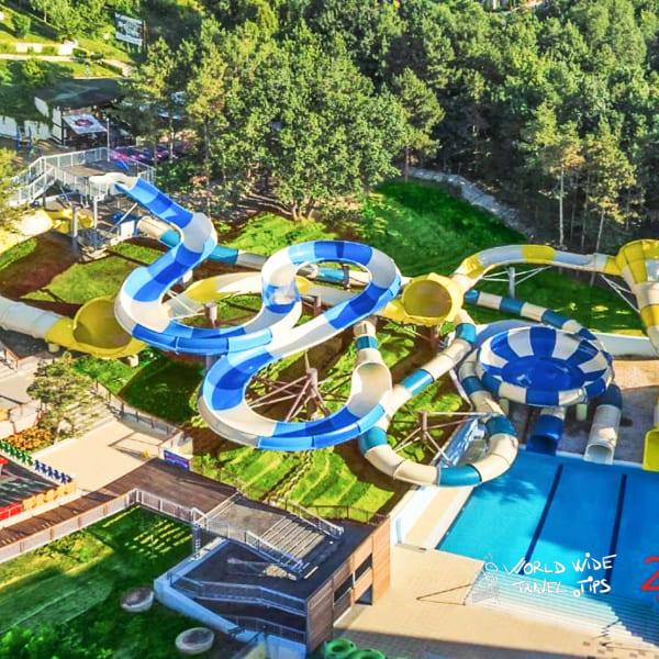 Grifid Club Hotel Bolero and Aqua Park Water Slide