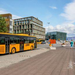 Iceland Bus from Keflavik International Airport Iceland Buses from Keflavik airport to Reykjavik