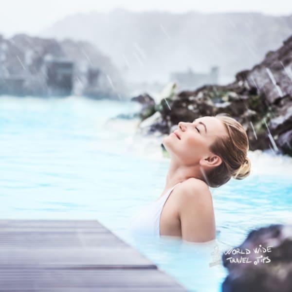 Natural Spa at Iceland Blue Lagoon