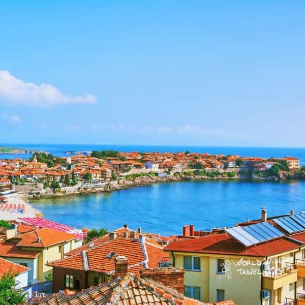 Old City Nessebar Bulgaria