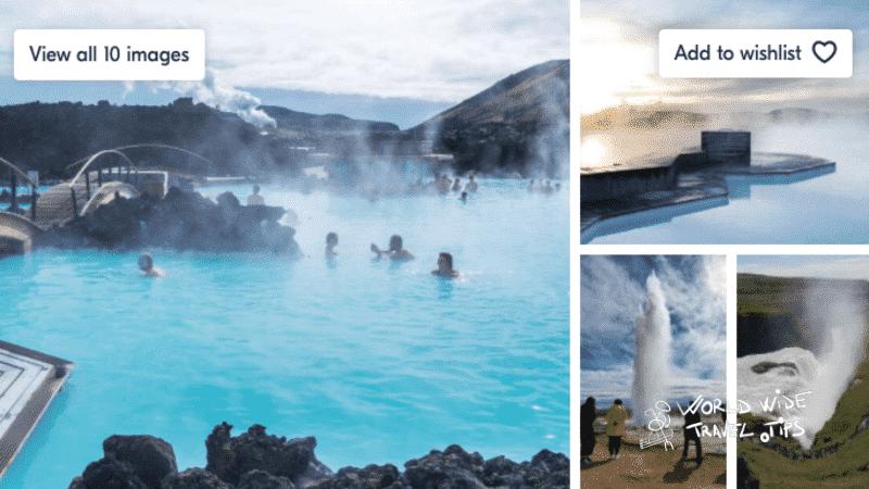 Reykjavik Golden Circle Kerid Crater Blue Lagoon Iceland Tour