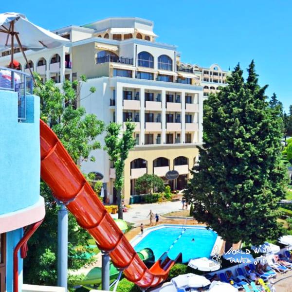 Sol Nessebar Bay Resort and Aquapark Water Slide