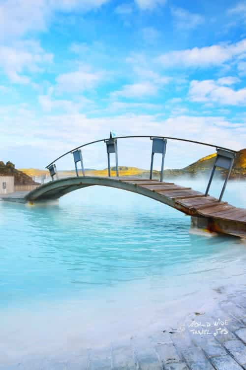 The Blue Lagoon Iceland water